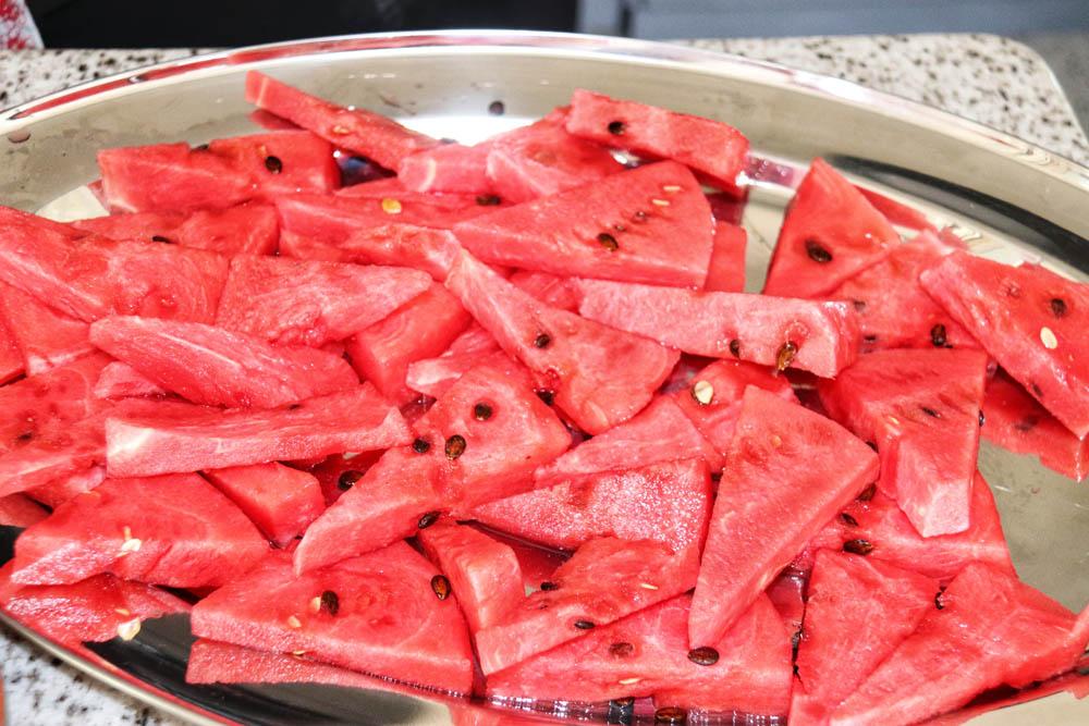 Water Melon pieces