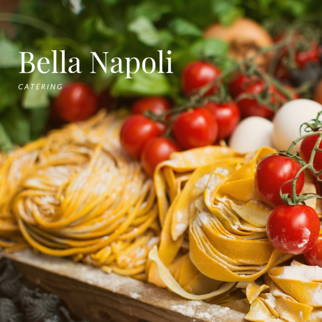 Catering Service by Angela Carnelutti