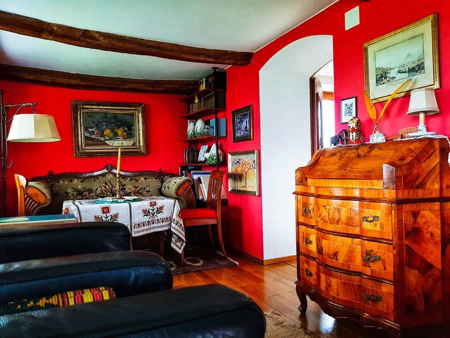 Tenuta Casa Cima, Guesthouse, living room main house