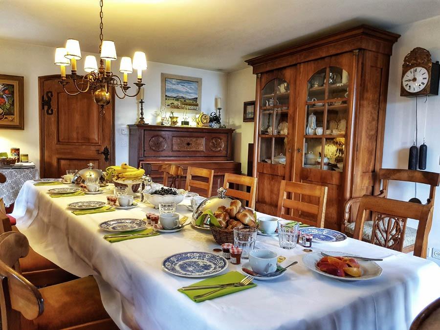 Tenuta Casa Cima, Guesthouse, Frühstücksraum