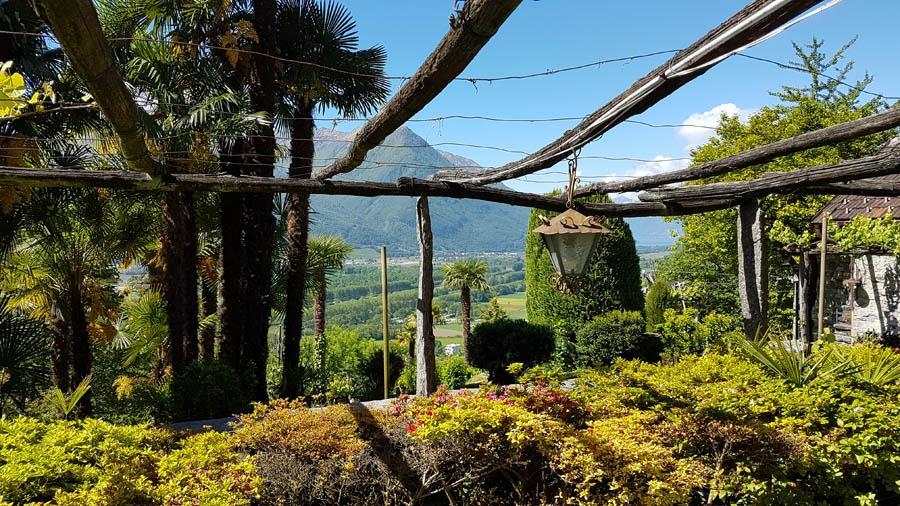 Tenuta Casa Cima, Guesthouse, Main house garden