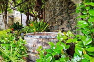 Tenuta Casa Cima, Guesthouse, Garten