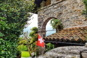 Tenuta Casa Cima, Guesthouse, Main House, Swiss Flag