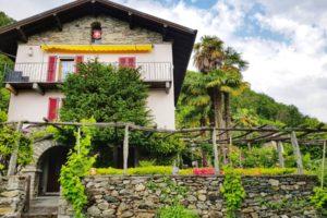 Tenuta Casa Cima, guest house, main house