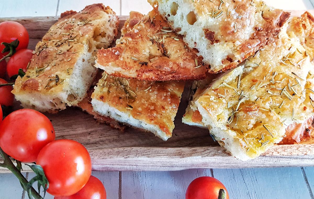 Focaccia Italiana Recipe