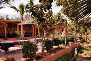 Le Paradis du Safran, Maroc, Christine Ferrari