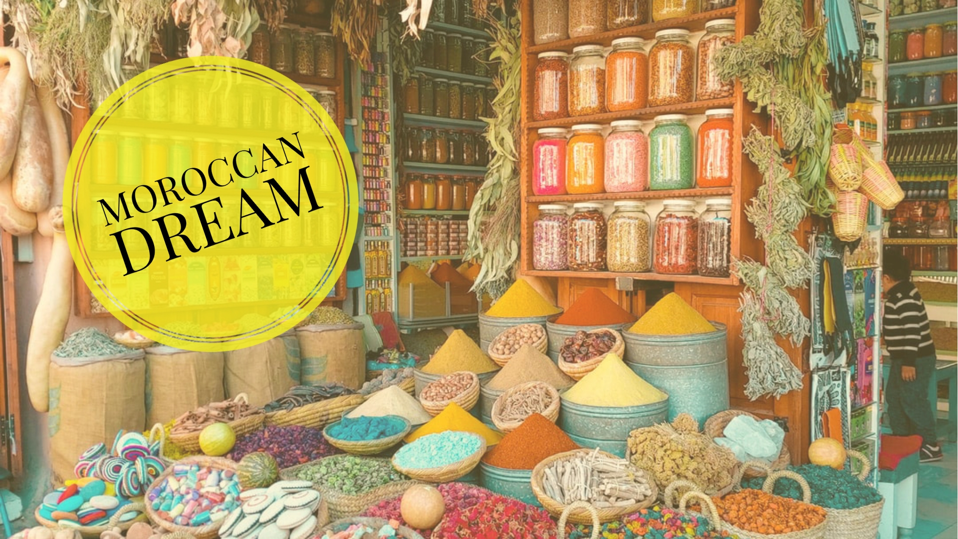 Moroccan Dream Souk Market