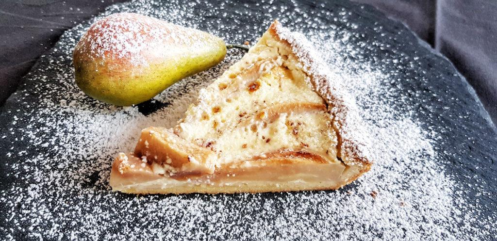 Recipe Philadelphia Pear tart