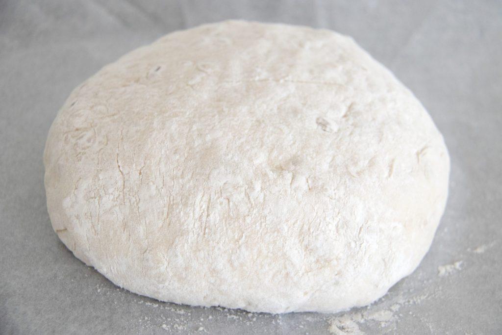 Spelt Bread Dough