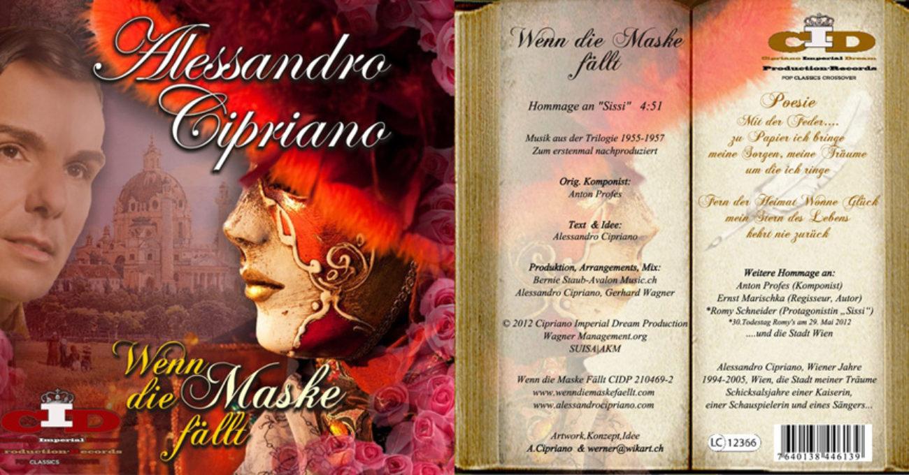 Sissi Trilogy, Wenn die Maske Fällt by Alessandro Cipriano