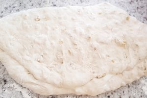 Walnut Bread Dough