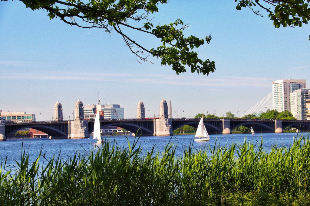 Charles River Boston Area