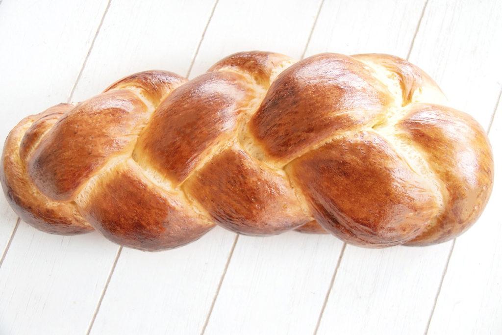 Sunday Butter Zopf Recipe