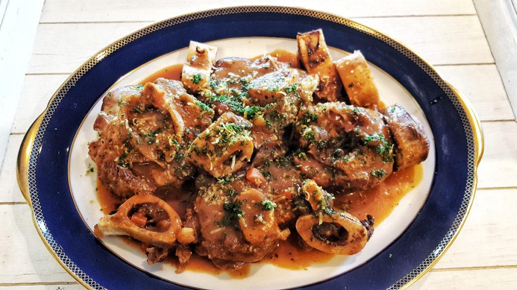Classic Veal Shanks, Ossobuco Gremolata Recipe
