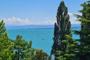 Insel Mainau, Seesicht, Bodensee