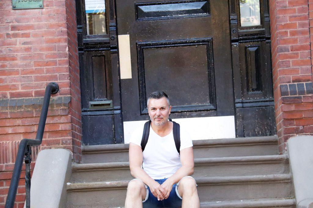 Alessandro Cipriano at Boston Marlborough Street