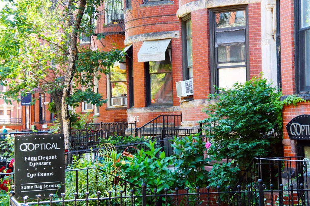 Boston Marlborough Street