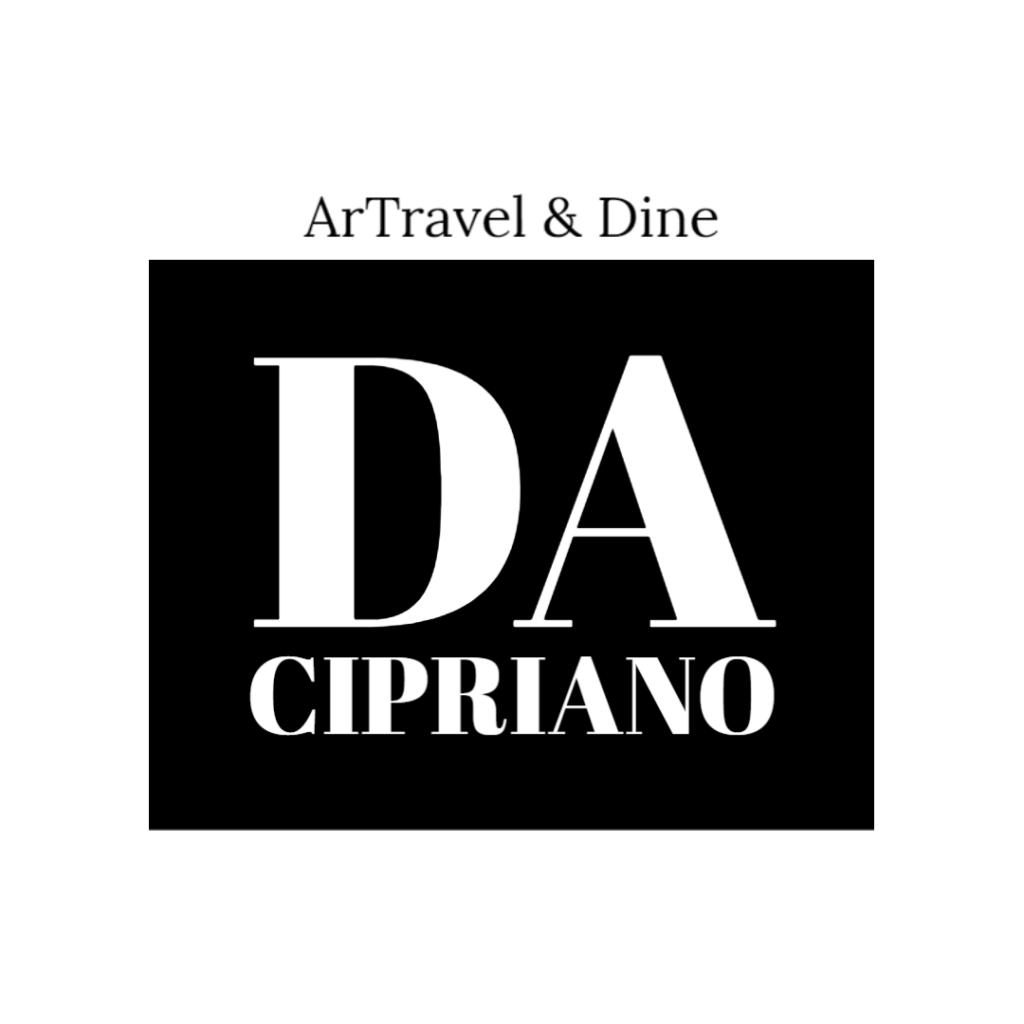 Da Cipriano, Art Travel and Dine
