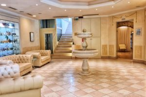 Grand Hotel Fasano, Gardone Riviera, Lago di Garda, Wellnessbereich