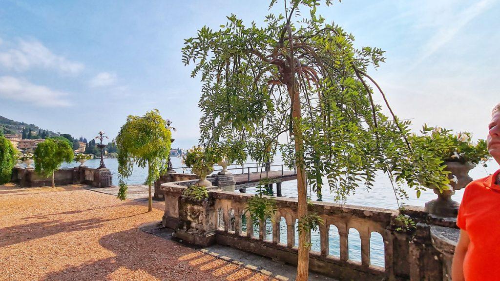 Grand Hotel Fasano, Gardone Riviera, Lago di Garda, am See
