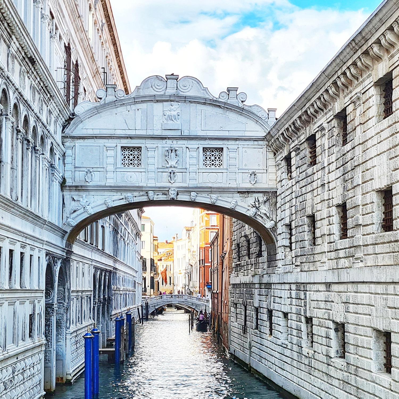Ponte dei Sospiri, Venedig
