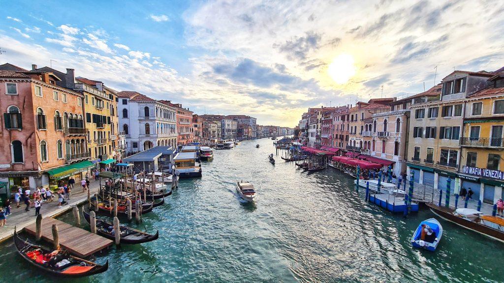 Ponte Rialto, Venedig
