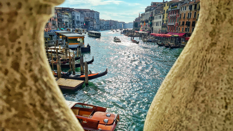 Rialtobrücke, Venedig
