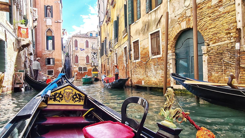 Venice, Canale Grande Tour