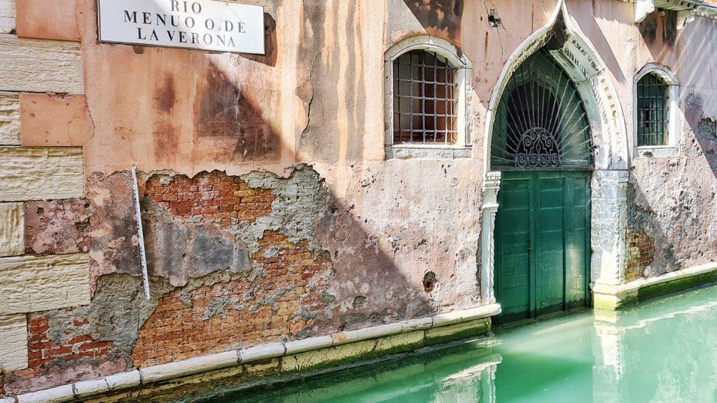 Venedig, Fahrt auf dem Canal Grande