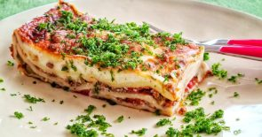 Lasagne Al Forno, Da Cipriano