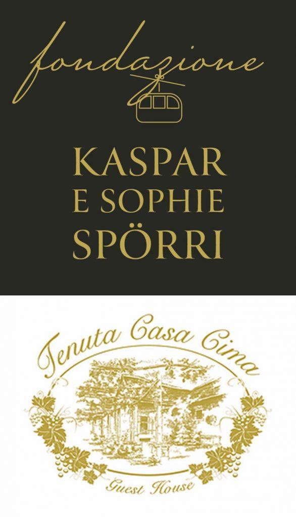 Fondazione Kaspar e Sophie Spörri-Tenuta Casa Cima