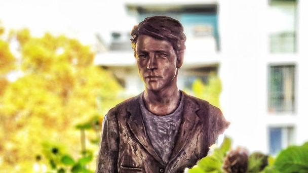 Bruno Catalano Incomplete Bronze Sculptures